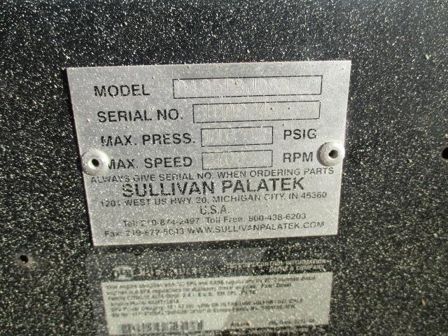 Detail photo of 2014 Sullivan-Palatek 185 CFM from Construction Equipment Guide