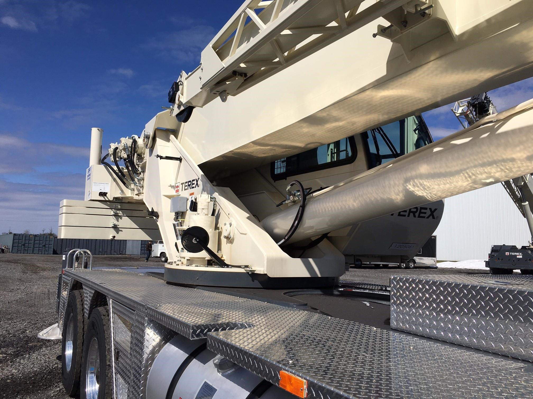 Detail photo of 2015 Terex T 780 from Construction Equipment Guide
