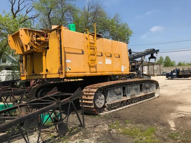 Detail photo of  Liebherr HS883HD from Construction Equipment Guide