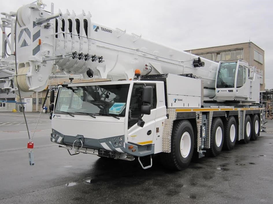 Detail photo of 2017 Tadano ATF200G-5 from Construction Equipment Guide