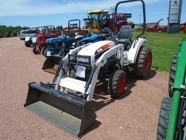 Detail photo of 2010 Bobcat CT230 from Construction Equipment Guide