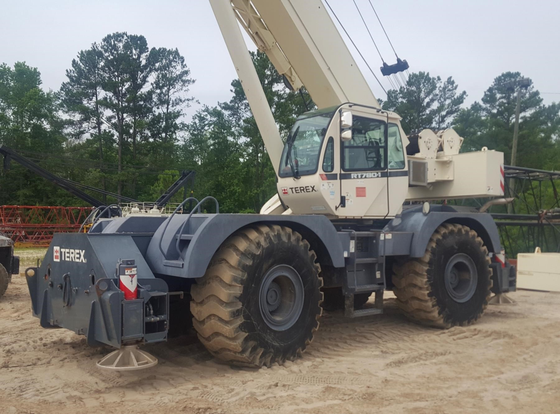 Detail photo of 2012 Terex RT 780 from Construction Equipment Guide