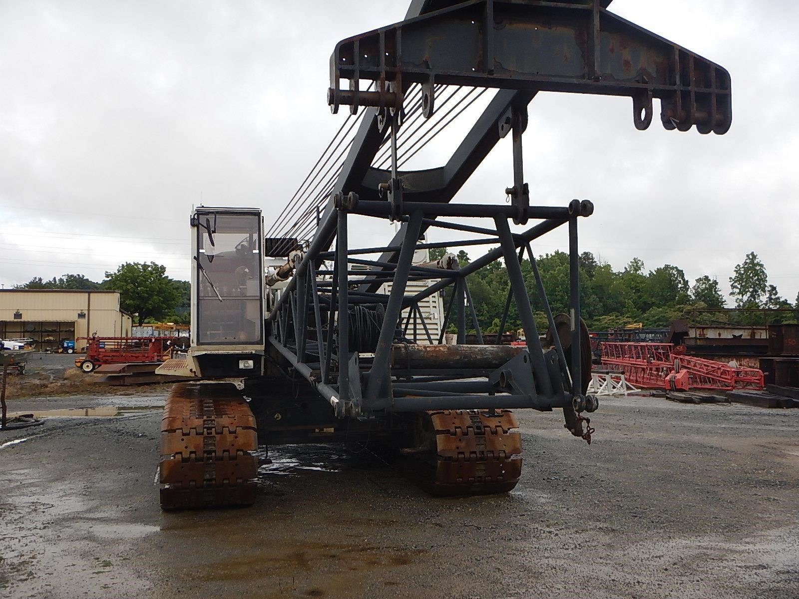Detail photo of 2000 Link-Belt LS-138H II from Construction Equipment Guide