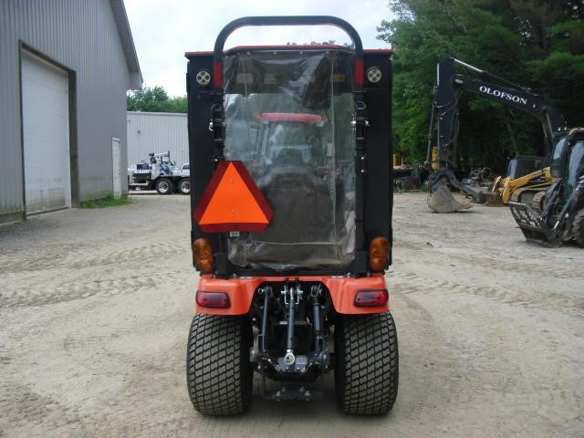 Detail photo of 2014 Kubota BX2670-1 from Construction Equipment Guide