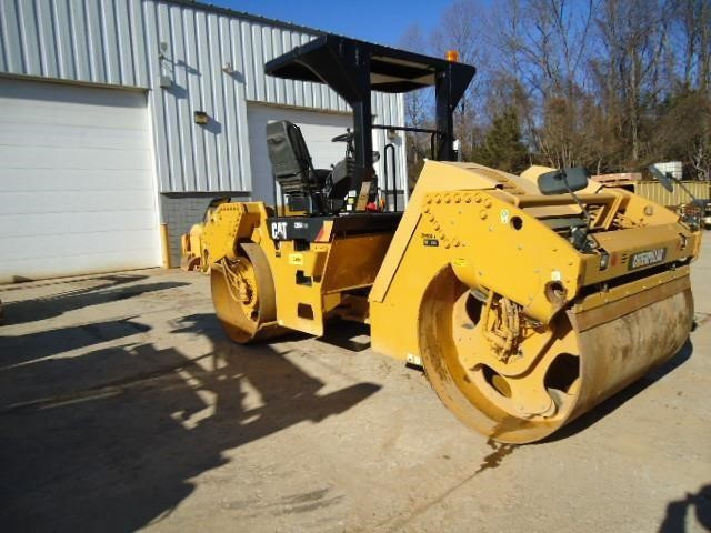 Detail photo of 2012 Caterpillar CB54 XW from Construction Equipment Guide