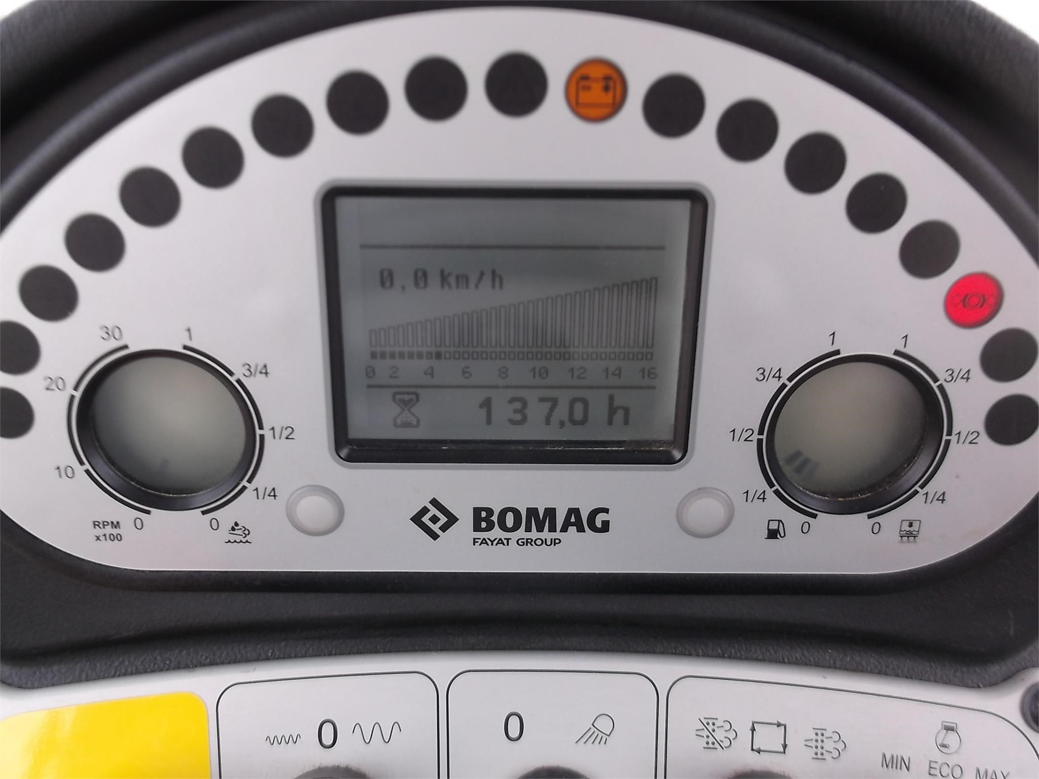 Detail photo of 2016 Bomag BW 177 D from Construction Equipment Guide