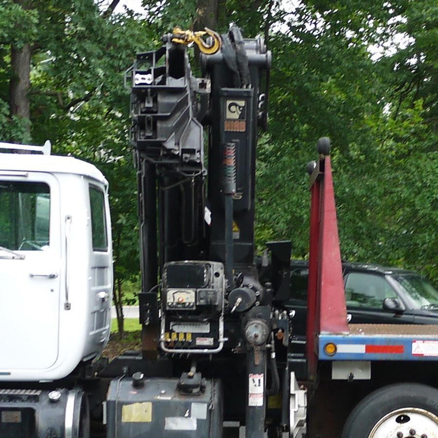 Detail photo of 2005 Hiab 288E-7 HIPRO from Construction Equipment Guide