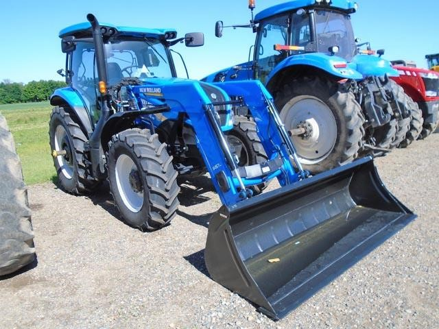 Detail photo of 2016 New Holland T6.145 from Construction Equipment Guide