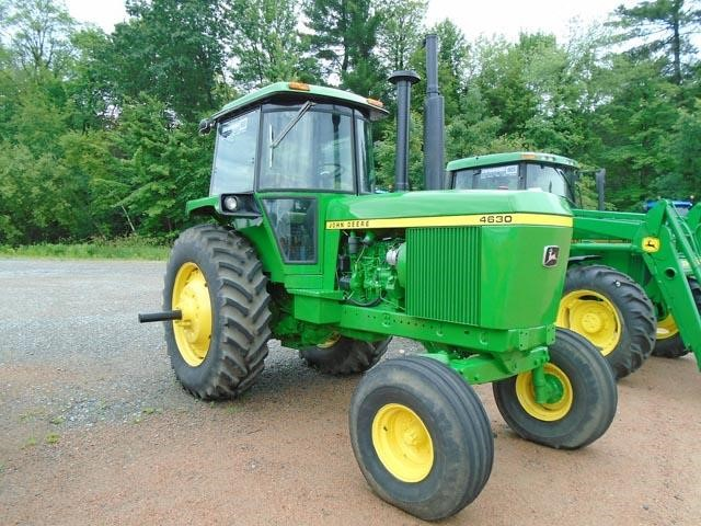 Detail photo of  John Deere 4630 from Construction Equipment Guide