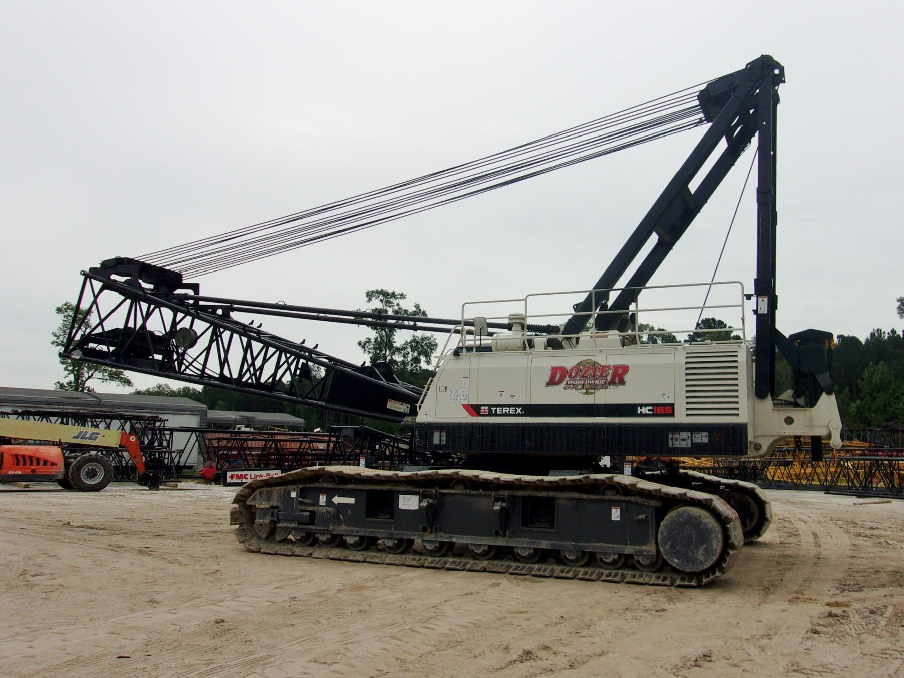 Detail photo of 2015 Terex HC 165 from Construction Equipment Guide