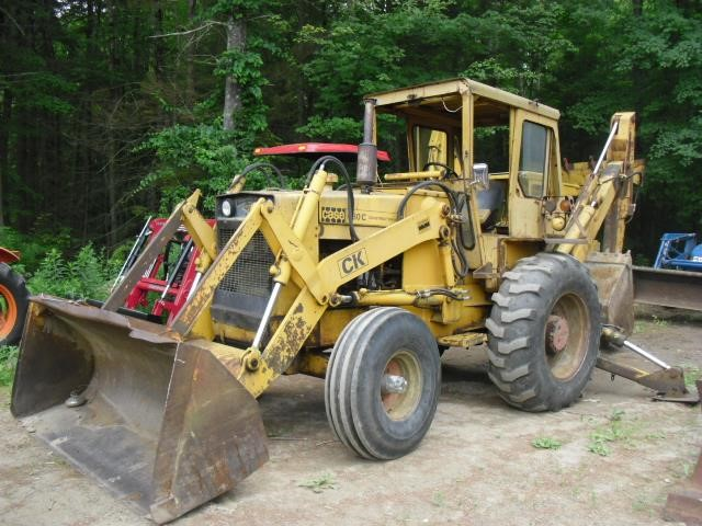 Detail photo of 1971 Case 680C from Construction Equipment Guide