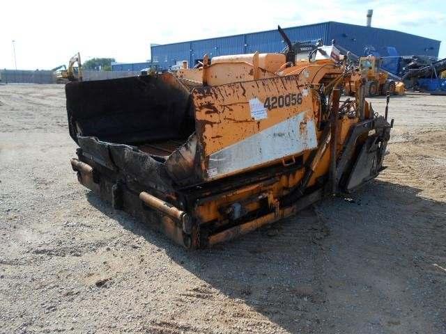Detail photo of 2003 LeeBoy 8500 from Construction Equipment Guide