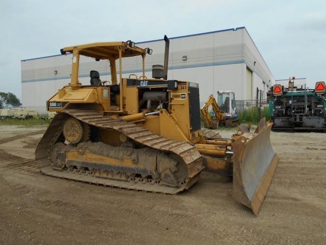Detail photo of 1997 Caterpillar D6M LGP from Construction Equipment Guide
