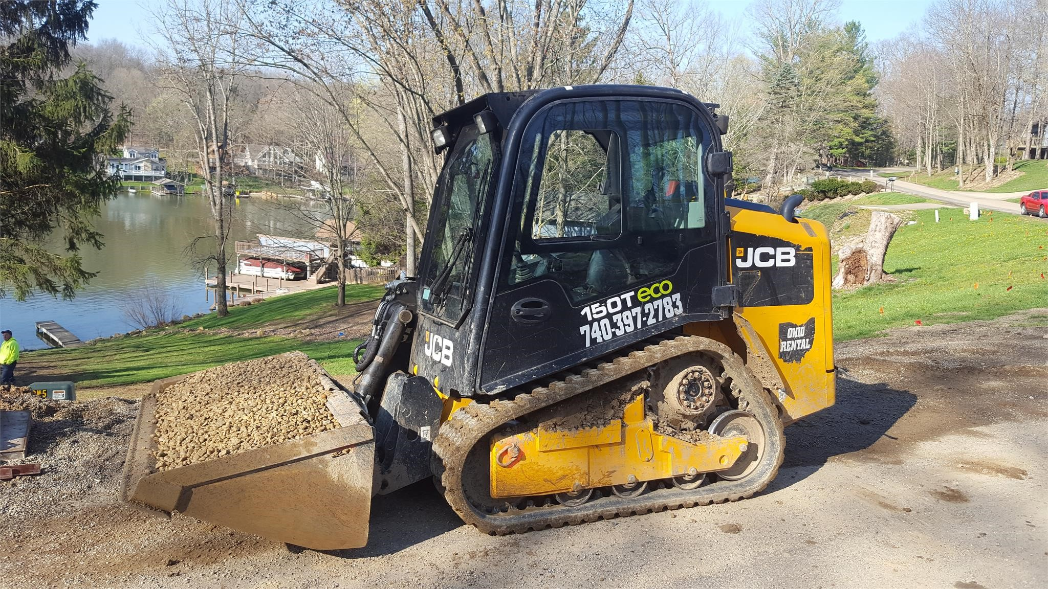 Detail photo of 2016 JCB 150T from Construction Equipment Guide