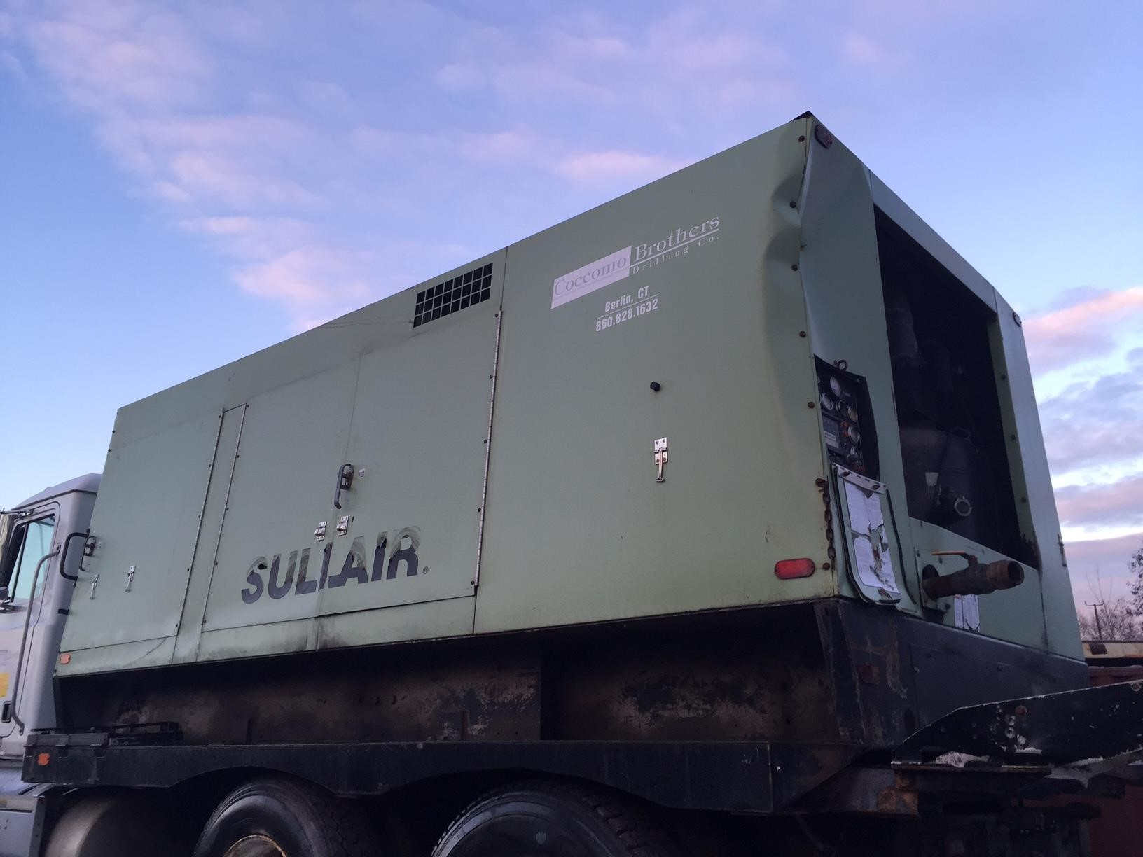 Detail photo of 2002 Sullair 900XHDLQ from Construction Equipment Guide