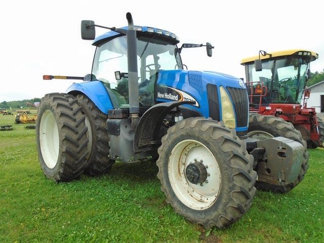 Detail photo of 2003 New Holland TG230 from Construction Equipment Guide
