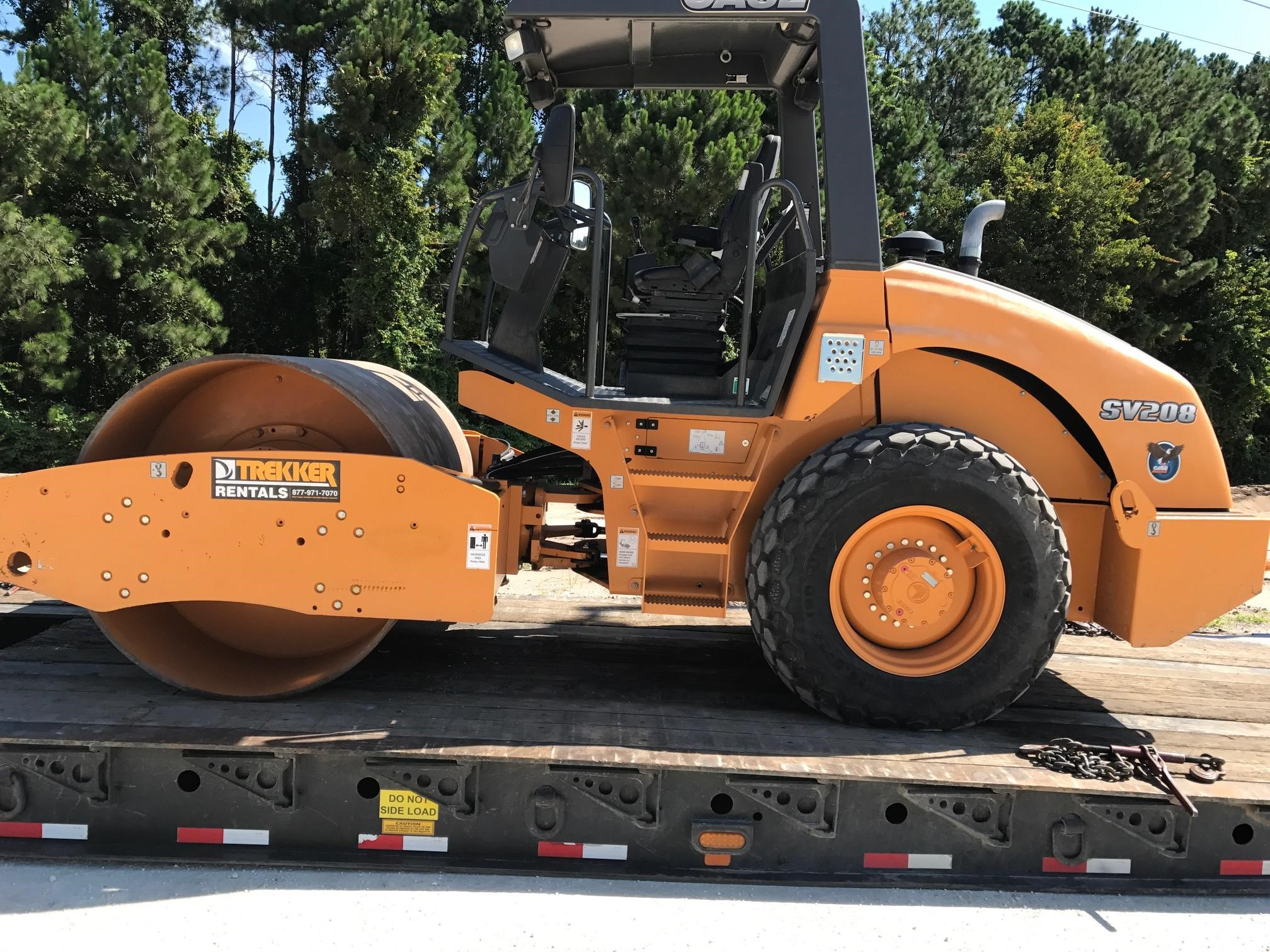 Detail photo of 2015 Case SV208 from Construction Equipment Guide