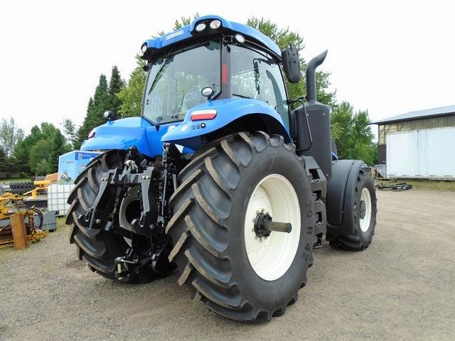 Detail photo of 2017 New Holland T8.350 from Construction Equipment Guide
