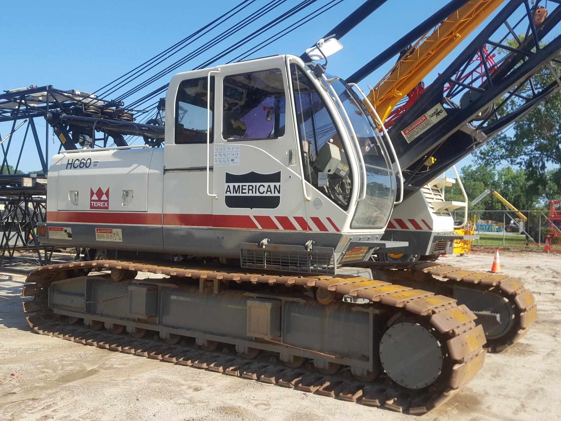 Detail photo of 2006 Terex HC60 from Construction Equipment Guide