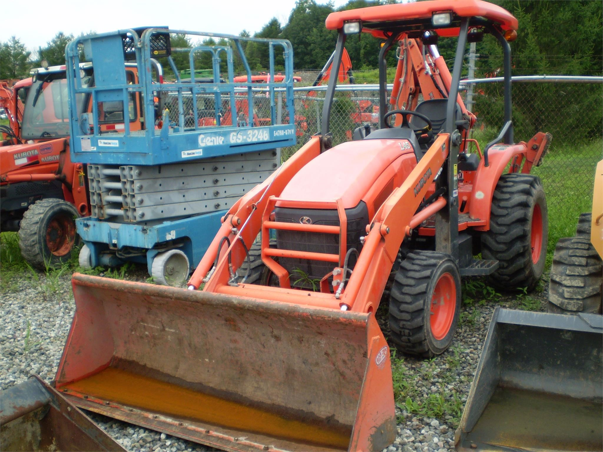 Detail photo of 2012 Kubota L45 from Construction Equipment Guide