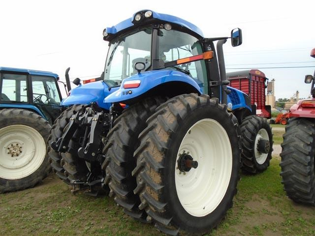Detail photo of 2013 New Holland T8.300 from Construction Equipment Guide