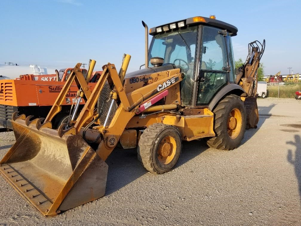 Detail photo of 2003 Case 580 SM from Construction Equipment Guide