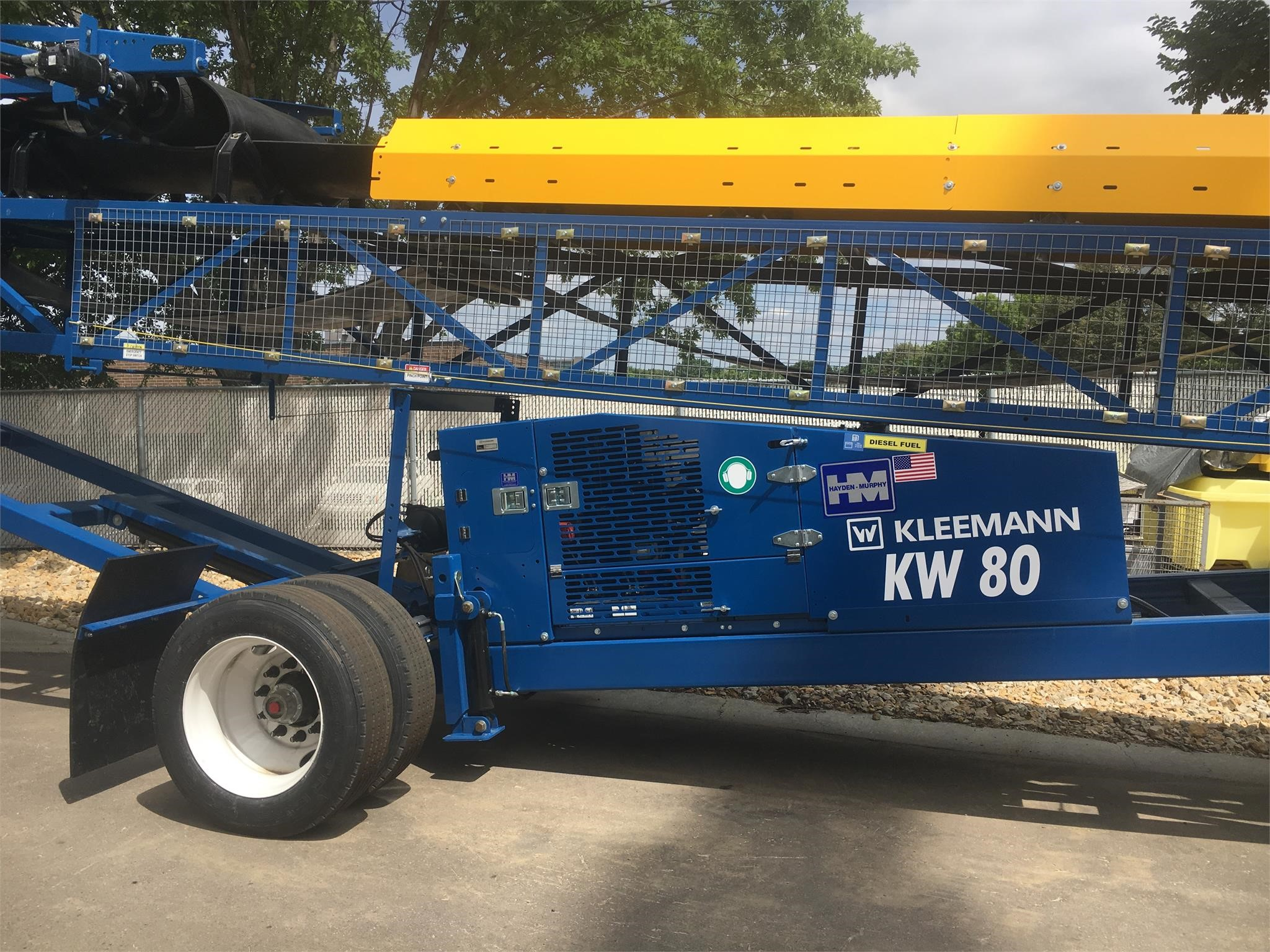 Detail photo of 2017 Kleemann KW80 from Construction Equipment Guide