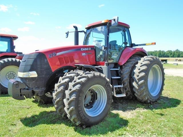 Detail photo of 2008 Case IH MAGNUM 275 from Construction Equipment Guide