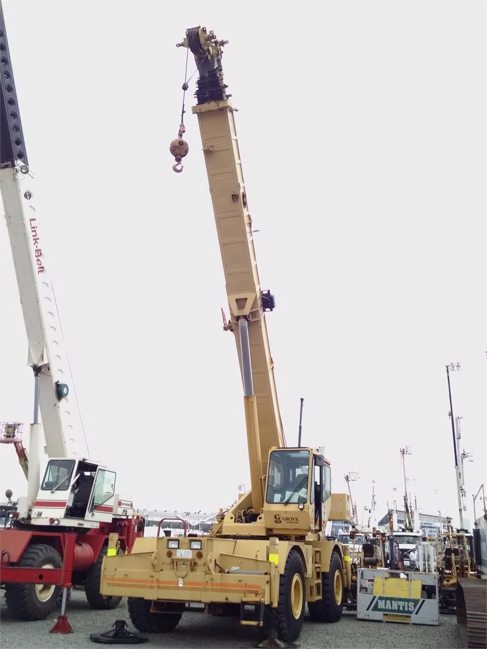 Detail photo of 1996 Grove RT635C from Construction Equipment Guide