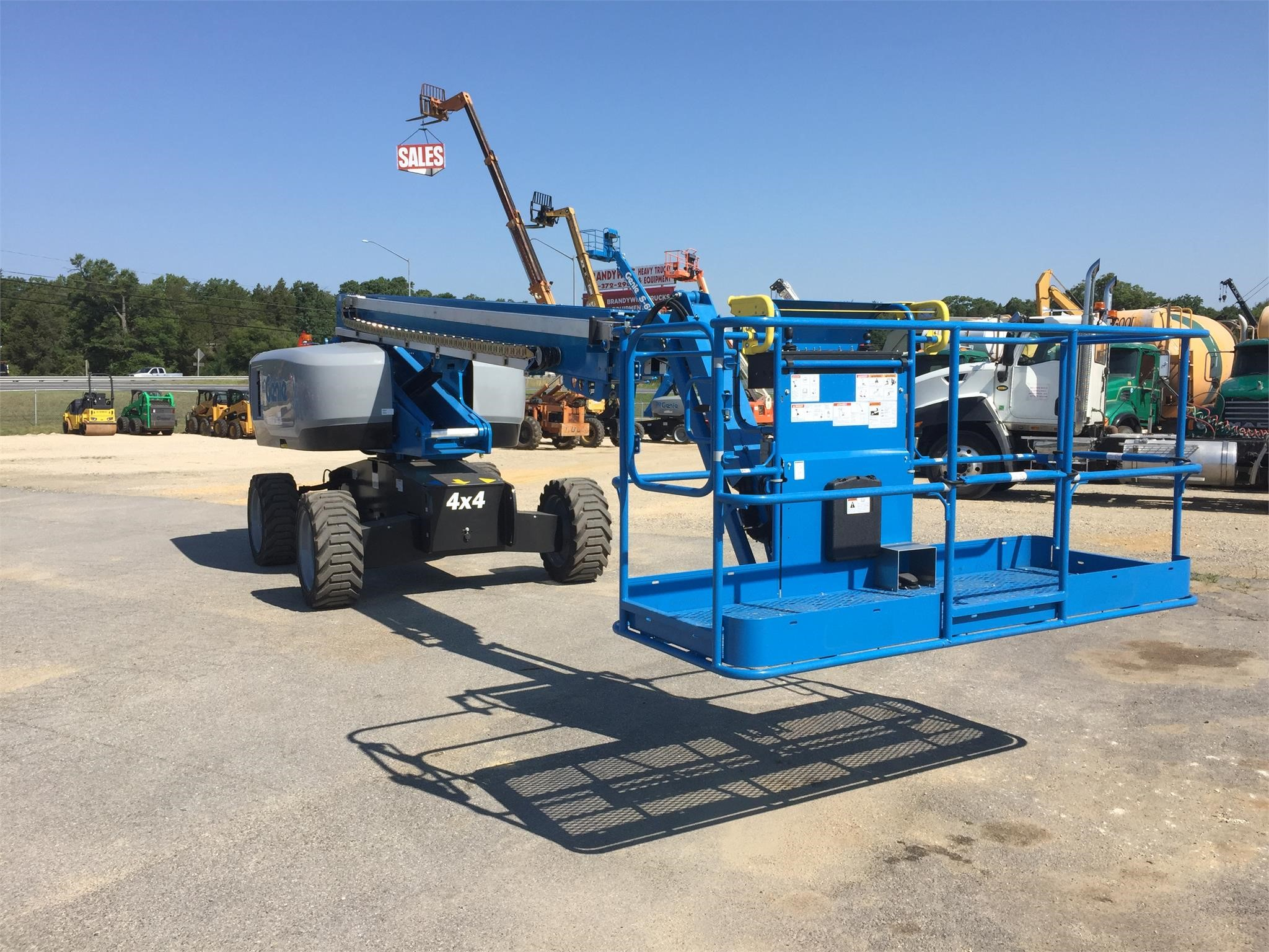 Detail photo of 2017 Genie S-65 from Construction Equipment Guide