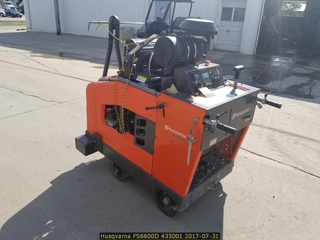 Detail photo of 2013 Husqvarna FS6600D from Construction Equipment Guide