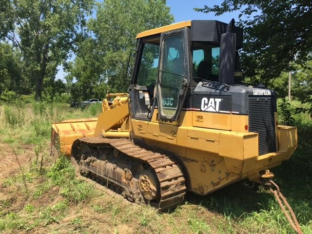 Detail photo of 2001 Caterpillar 963C from Construction Equipment Guide