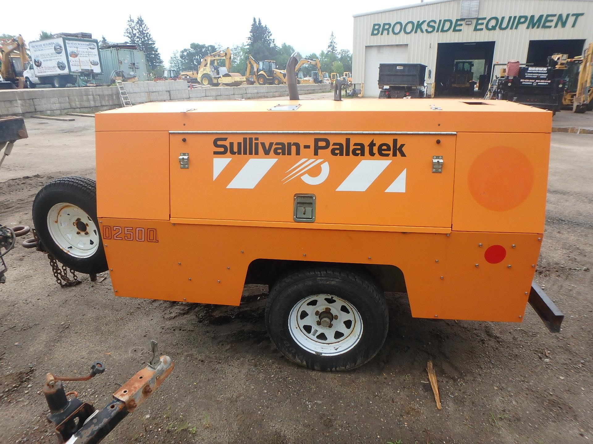 Detail photo of 2004 Sullivan-Palatek D250Q5B from Construction Equipment Guide