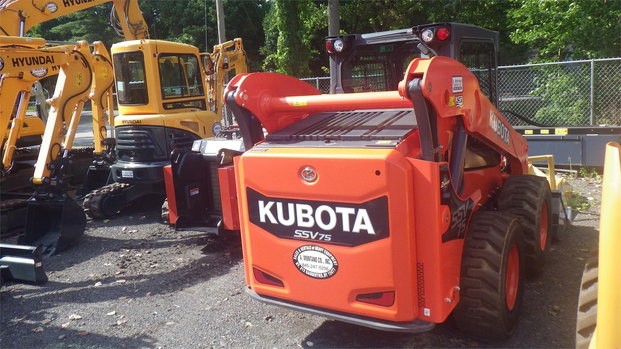 Detail photo of 2017 Kubota SSV75 from Construction Equipment Guide
