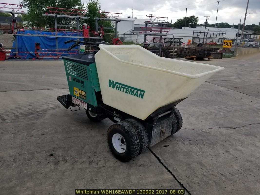 Detail photo of 2013 Whiteman WBH16F from Construction Equipment Guide