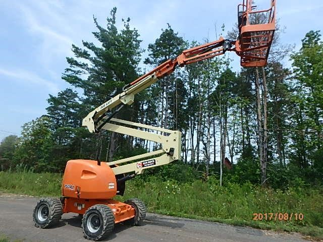 Detail photo of 2009 JLG 450 AJ from Construction Equipment Guide
