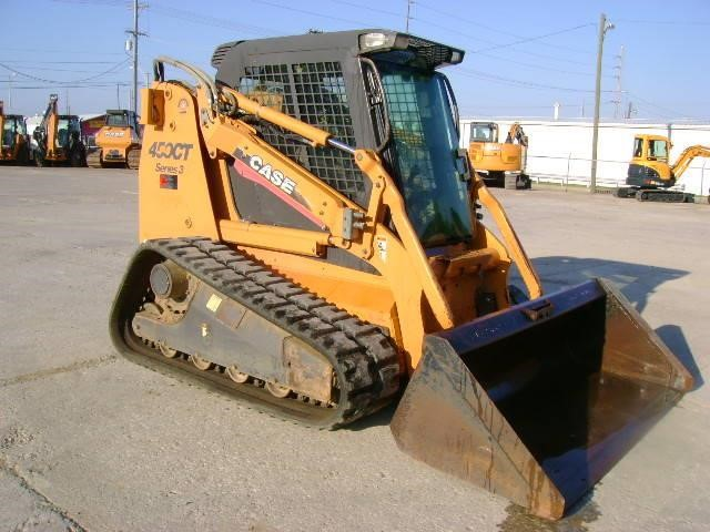 Detail photo of 2009 Case 450CT-3 from Construction Equipment Guide