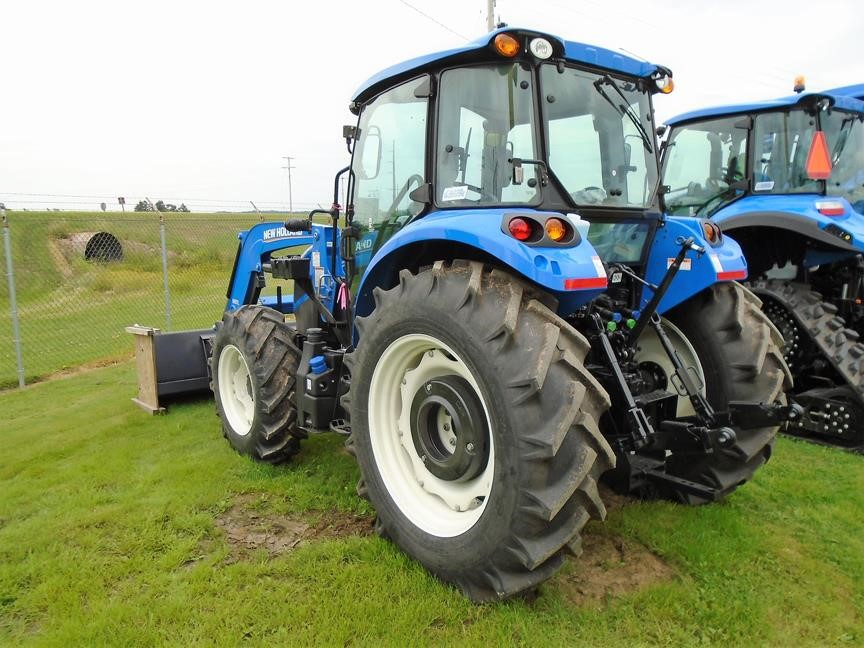 Detail photo of  New Holland T4.110 from Construction Equipment Guide