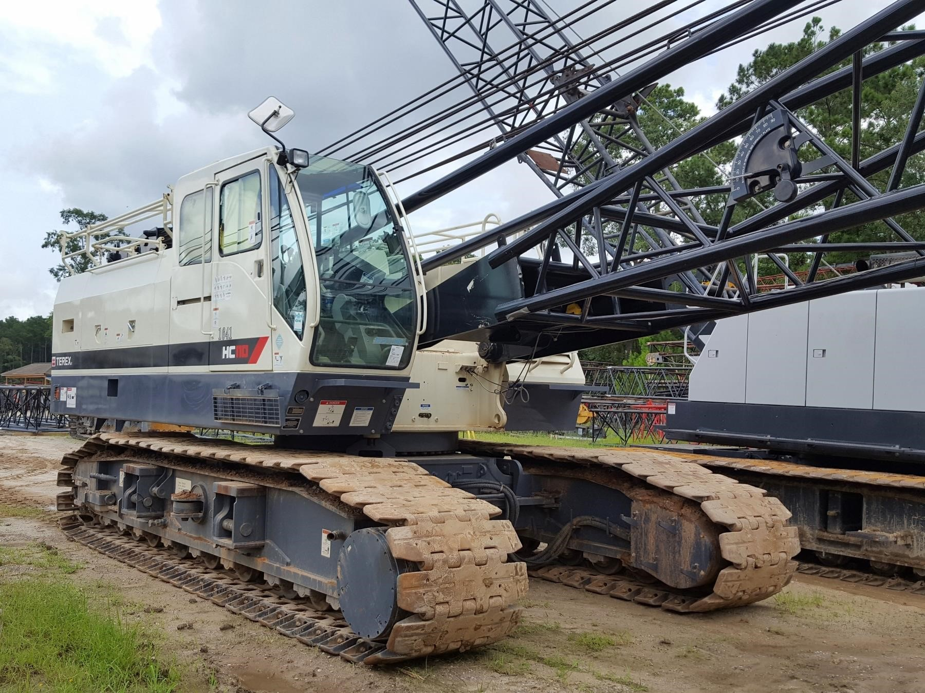 Detail photo of 2016 Terex HC 110 from Construction Equipment Guide