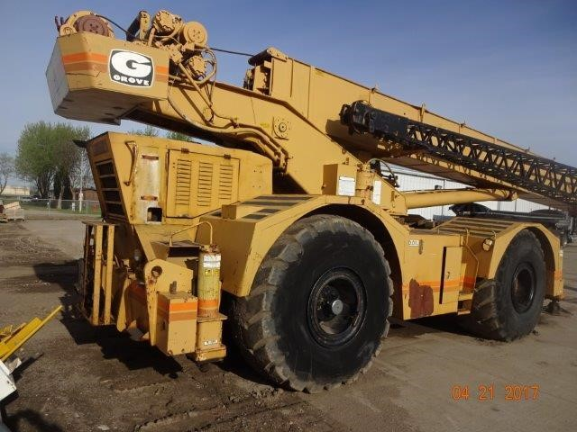 Detail photo of 2011 Grove RT75S from Construction Equipment Guide