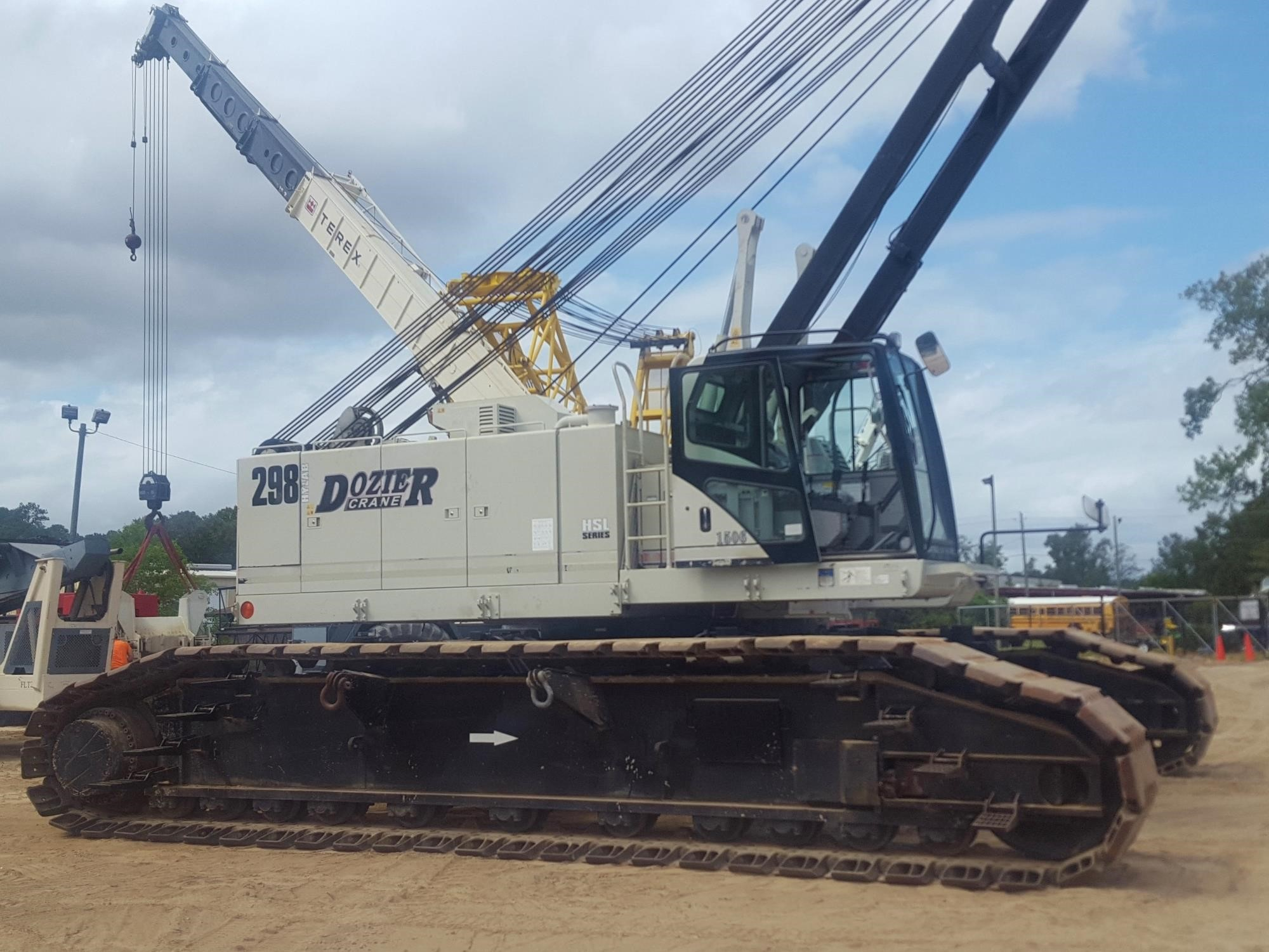 Detail photo of 2011 Link-Belt 298HSL from Construction Equipment Guide