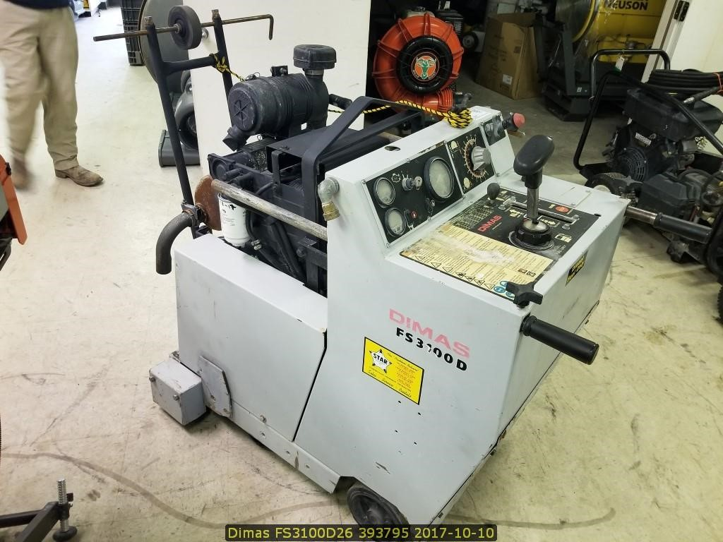 Detail photo of  Dimas FS3100D from Construction Equipment Guide