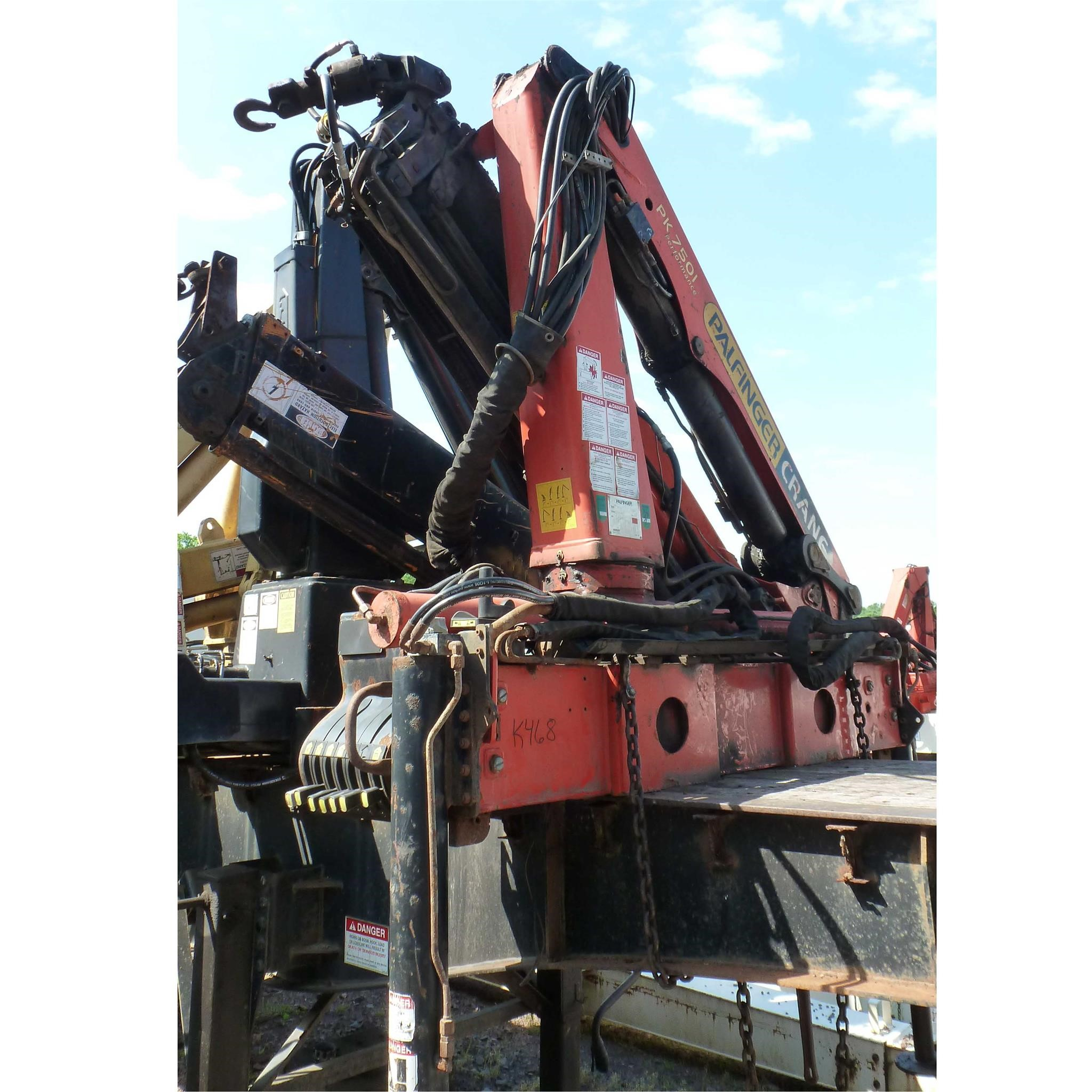 Detail photo of 2006 Palfinger PK7501 from Construction Equipment Guide