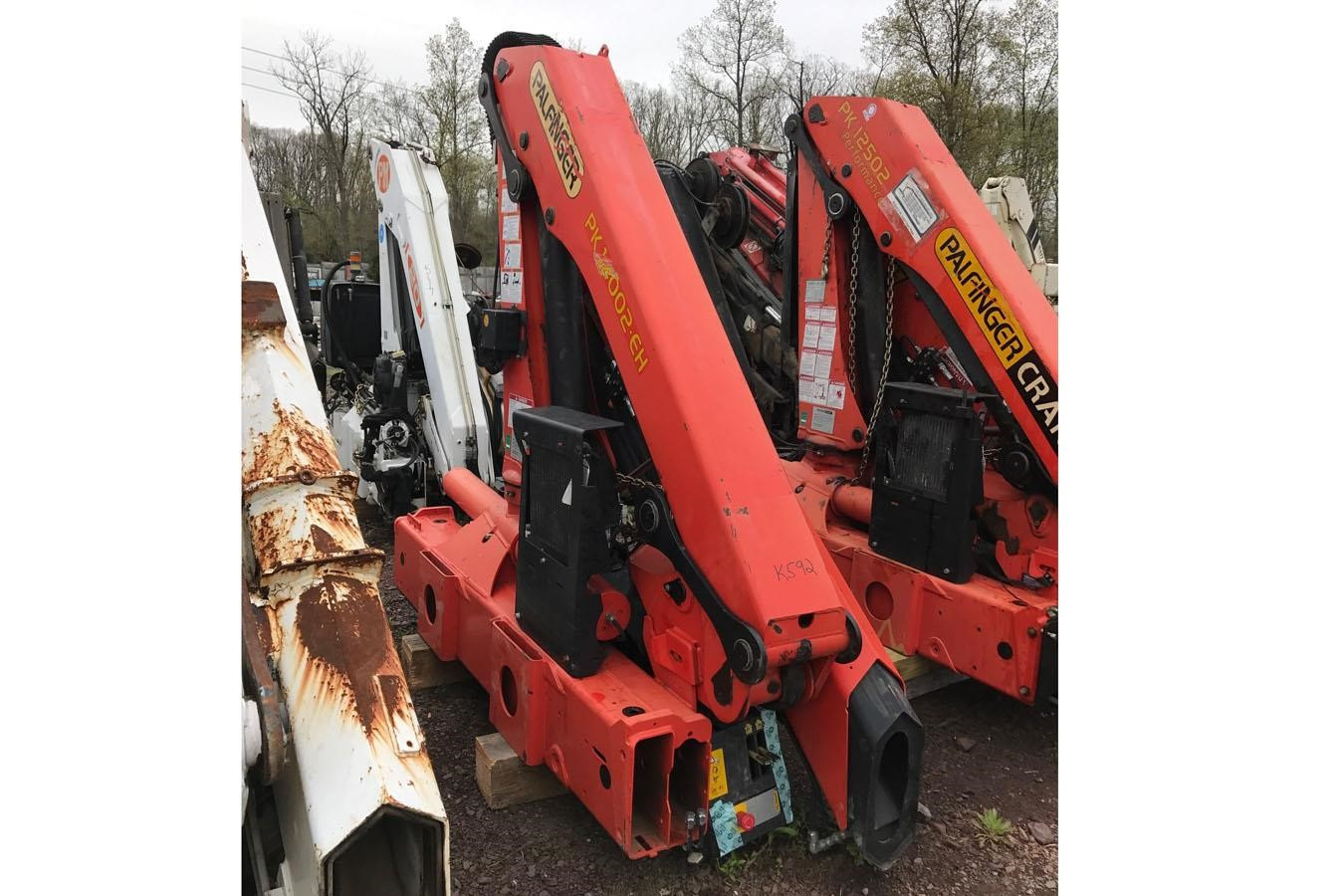 Detail photo of 2011 Palfinger PK14002EH from Construction Equipment Guide