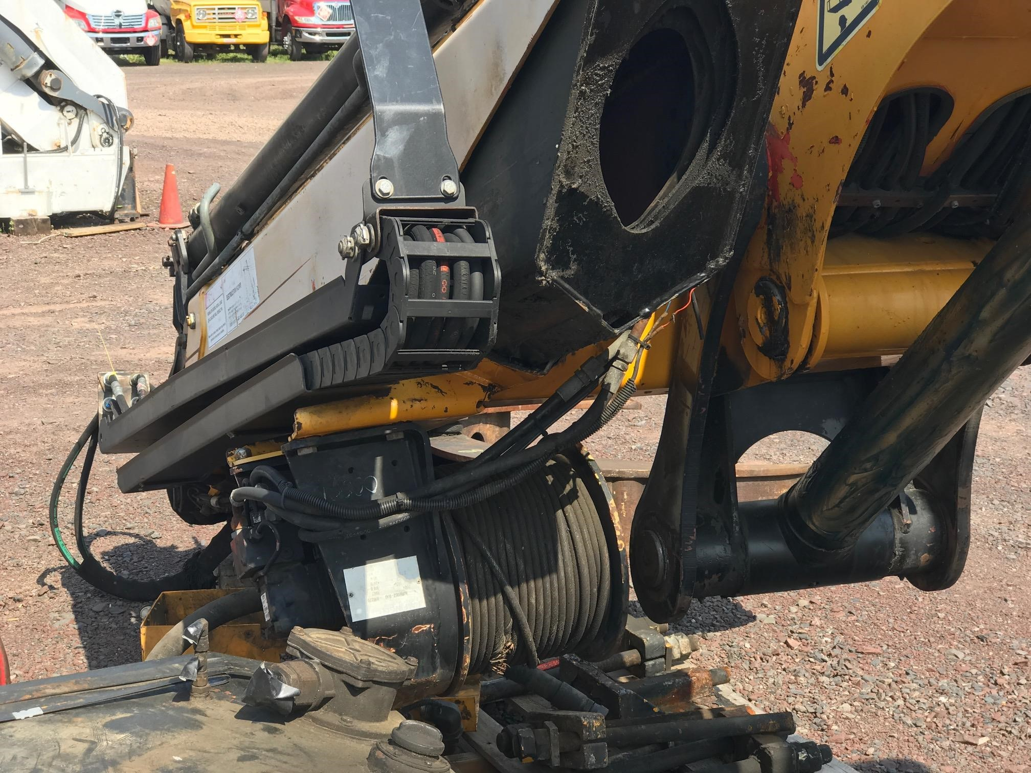 Detail photo of 2002 Palfinger PK32002 from Construction Equipment Guide