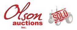 Olson Auctions, Inc.