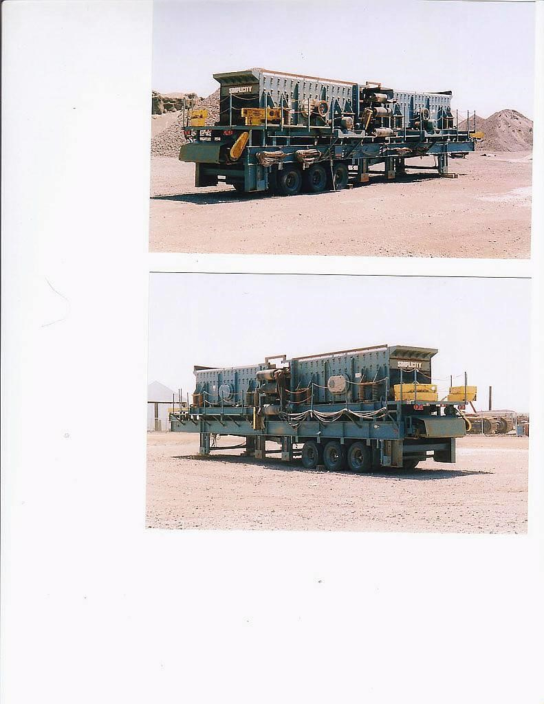 Detail photo of  Simplicity 6x20 from Construction Equipment Guide