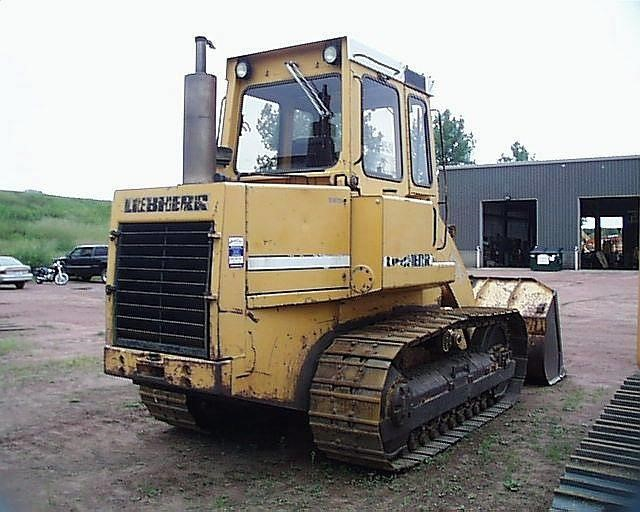 Detail photo of 1989 Liebherr LR631B from Construction Equipment Guide