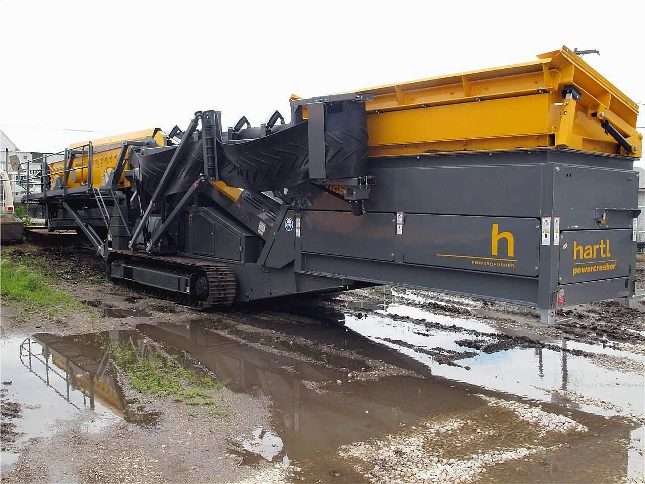 Detail photo of 2007 HARTL HCS5515 from Construction Equipment Guide