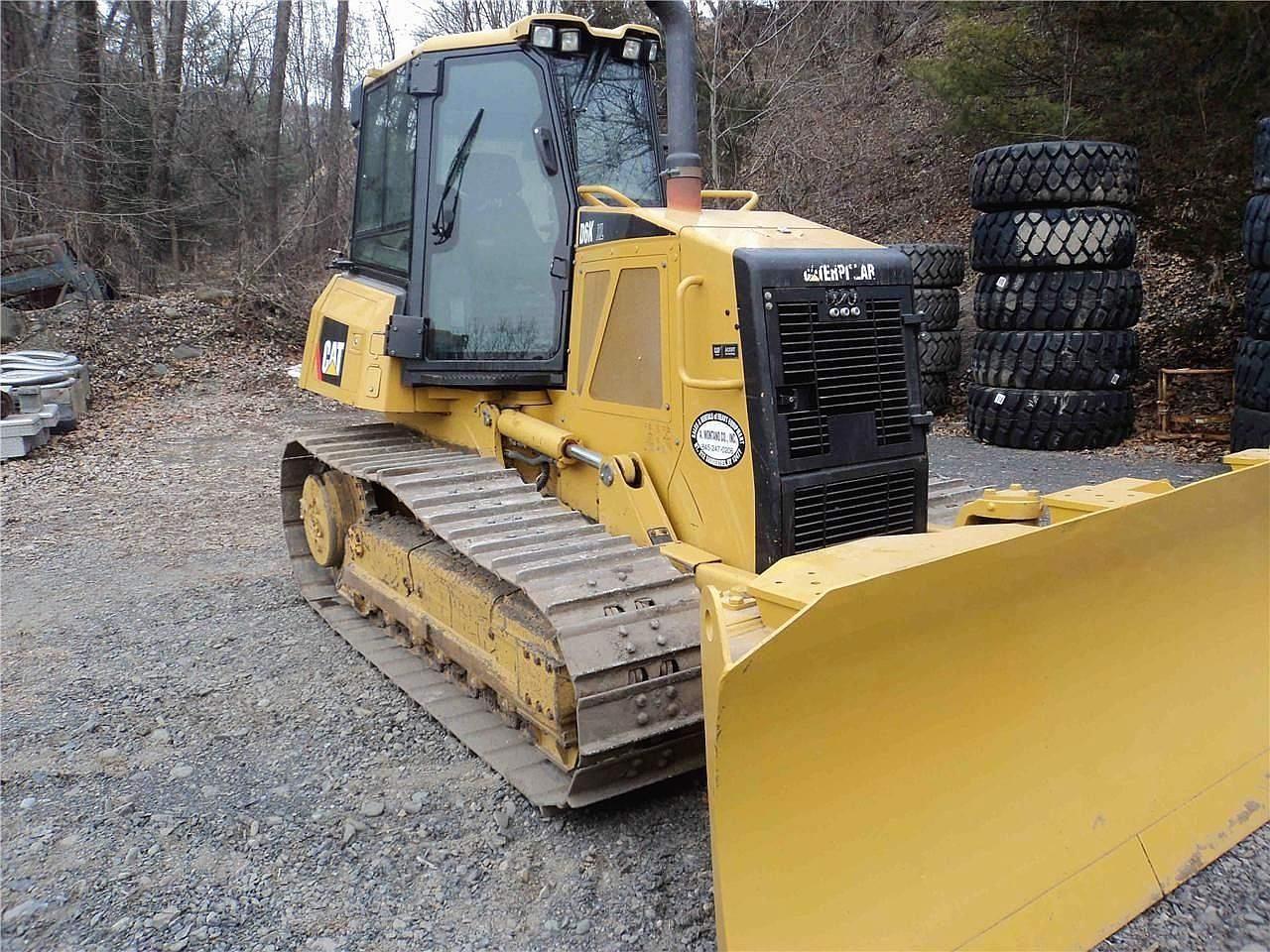Detail photo of 2008 Caterpillar D6K XL from Construction Equipment Guide